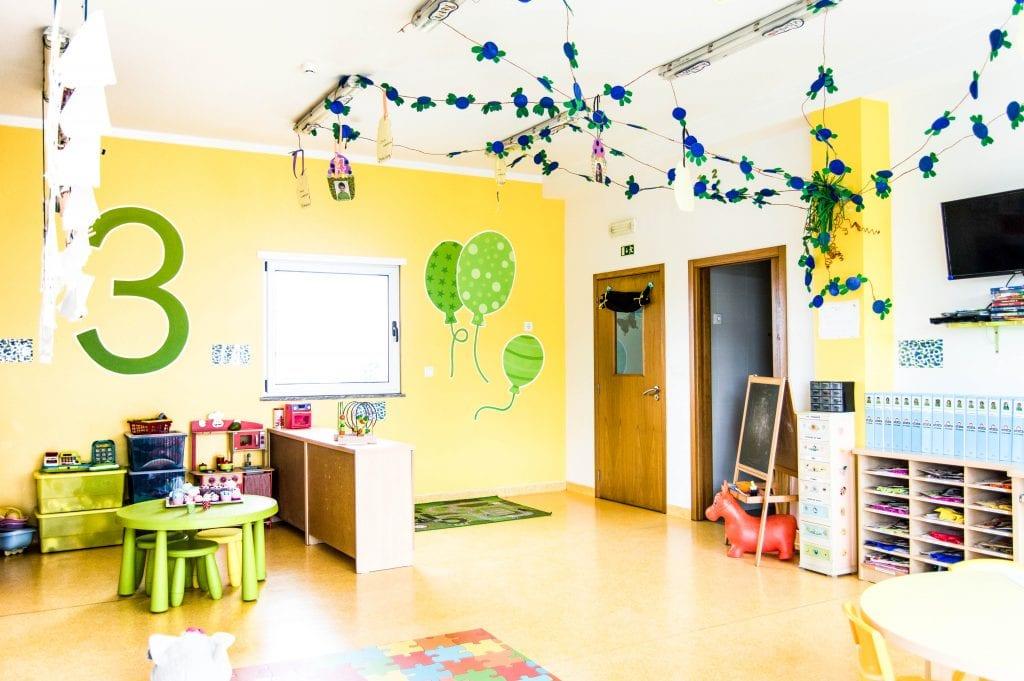 Jardim de Infância - Colégio Oficina dos Sonhos
